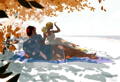 Kicking off summer. by PascalCampion