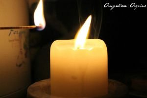 Keeping the Flame Alive. by Angelica-Aquino