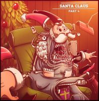 Santa Claus by hartvig-art18