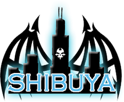 Shibuya World Logo by Xinbar
