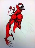 Carnage In the Making by In5an1ty