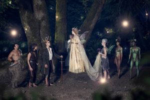 Nicole York Fairy Queen's Wedding Photo Shoot by FaeryAzarelle