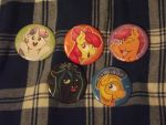 MORE new pony buttons~ by CrispyChris
