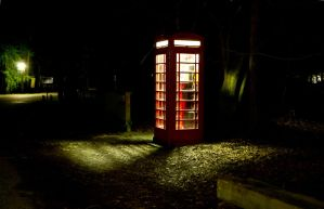 Phone Box 3 by Preachman