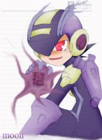 Rockman DS by whitmoon