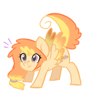 Vanilla Sunset by sylveonbows