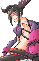 Juri by Ray-D-Sauce