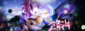 No game no Life TLC by Nanovist