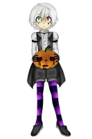 Pierrot without the Pumpkin by Triforce-Falls