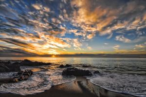Cambria, California by robgbob