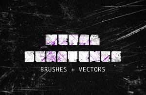 Grunge Metal Scratches by wegraphics