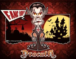 The Dracula concept! (BLACK) by Emanpris