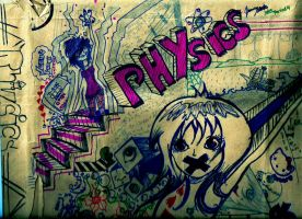 Physics Cover by momo-ranja