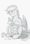 Making a Nightmare O Lantern by Yakovlev-vad by TomFraggle
