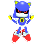 Metal Sonic by Mike9711