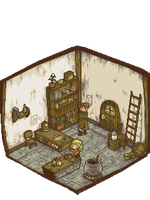 Small Alchemist workshop by noaqh