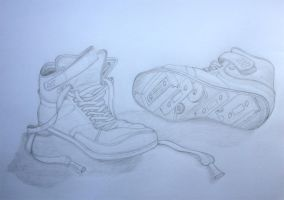 My Shoes by SalNixon