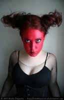 Red Devil VII by fetishfaerie-stock