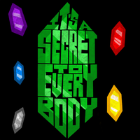 'Secret to Everybody' Design by Bradshavius