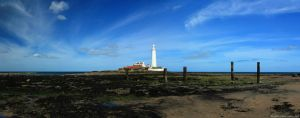 Whitley Bay by Little-Miss-Splendid