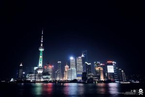 Shanghai Pudong by mers01