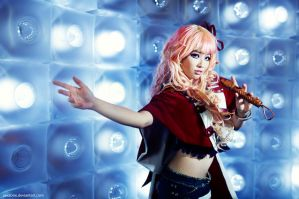 Sheryl Nome: Full Attack by vaxzone