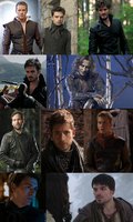The Men of OUAT by GarnetTribal0