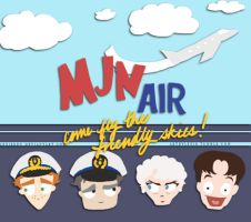 Cabin Pressure - come and fly by lexieken