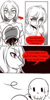 Failed Genocide AU Pt 19 by Dark-Merchant