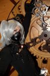 This clock is mine by Suki-Cosplay