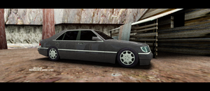 Mercedes S600 by iQua