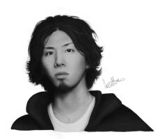 ONE_OK_ROCK-Taka by Roxarah
