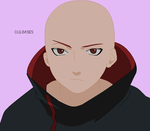 :195: Naruto :Sasori Akatsuki Cloak Pixel Base: by CLGbases