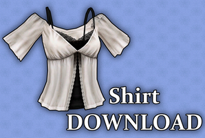 [MMD] Shirt DL by KuroKanon