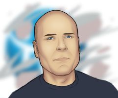 Stefan Molyneux by Georgel-McAwesome