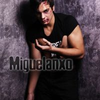 cristian blood by miguelanxo