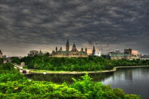 parliament hill by RavenGraphics