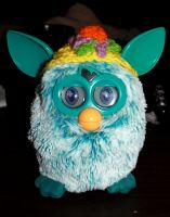 Furby 2.0 Crocheted Hat by Reitanna-Seishin