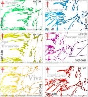 ANTDR Stamps by AnteMeridiemDesign