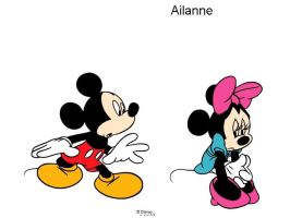 Why So Sad Minnie Mouse? by Ailanne