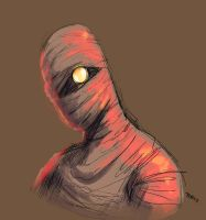 Mummy Guy by Tysirr