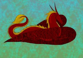 Red Dragon by Brookie-Tippe