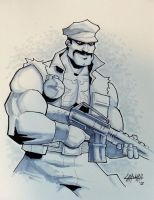 ANS Comic Con 2013: Gung-Ho by stratosmacca