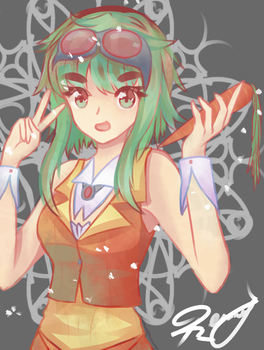 Gumi by usaRemy