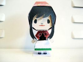 Template_The Little Riding Hood by smilerobinson