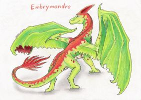 Art trade: Embrymandre by Drerika