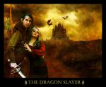 The Dragon Slayer by Pretty-in-Pixels