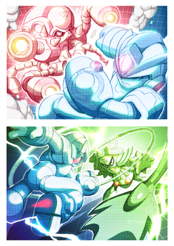 Irregular Battle by ultimatemaverickx