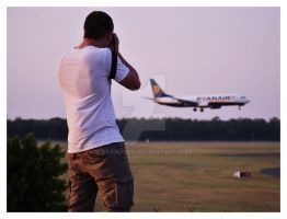 Spotter in action by Skyrover