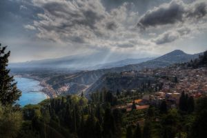 Taormina by chasnam